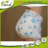 Producteur adulte d'usine de couches-culottes de bébé de modèle mignon élevé d'absorptivité d'OEM d'Abdl