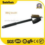 3 en 1 cepillo profesional de la parrilla del alambre del Bbq de la barbacoa del metal del acero inoxidable