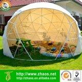 Купол Solardome высокого качества пользы Gardending геодезический пластичный