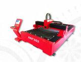 Фокус на оборудовании вырезывания лазера волокна Han GS
