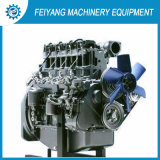 Motor diesel de Weifang Ricardo con R6105zd 1500rpm refrigerado por agua