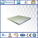 Isolé de l'aluminium panneau alvéolé