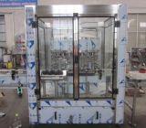 Машина автоматической крышки стеклянной бутылки алюминиевой покрывая