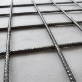 el panel de acoplamiento reforzado construcción soldado de apertura del alambre 200X200m m de 8m m