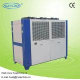 Doppia refrigeratore di acqua raffreddato di uso della macchina dell'iniezione del compressore aria industriale