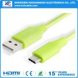 De Micro- USB Kabel van uitstekende kwaliteit van het Type C voor De Kabel van usb- Gegevens