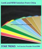 소매상인 주식을%s Cr80/30mil의 공백 플라스틱 영주권
