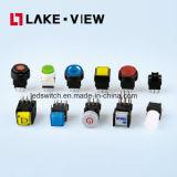 Audio video interruttore di pulsante con fuori dall'azionatore illuminato per tutti i bisogni del comitato di radiodiffusione