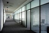 Muro divisorio di alluminio dell'interno dell'ufficio dell'espulsione