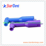 Los dientes dentales para pulir Taza desechable ángulo profiláctico