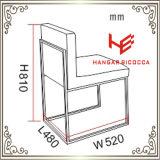 Stab-Stuhl-Bankett-Stuhl-moderner Stuhl-Gaststätte-Stuhl-Hotel-Stuhl-Büro-Stuhl des Stuhl-(RS161902), der Stuhl-Hochzeits-Stuhl-Ausgangsstuhl-Edelstahl-Möbel speist