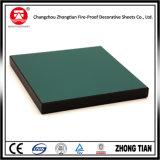 Tarjeta del laminado del compacto del Formica HPL de la buena calidad