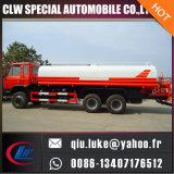 8-12 CBM水重砲運搬車のトラック