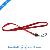 Cordon de sublimation personnalisé avec le téléphone de la corde à prix d'usine
