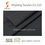 Funcional transpirable tejido cálido con flocado de TPU para chaqueta exterior