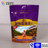 Accpet Custom Order e Snack Food Stand up Ziplock Pouch