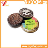 Эмаль изготовленный на заказ сплава цинка утюга плакировкой логоса 3D материальная мягкая с Epoxy медалью спорта медальона (YB-HD-44)