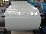 Folha de aço galvanizado pré-pintado / bobinas de aço PPGI / bobina de aço revestida de cor