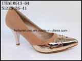 Fashion Lady High Heels Sharp Sandales à chaussures pointues (0513-64)