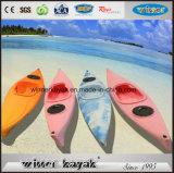 Kayak de barco divertido com pá para crianças