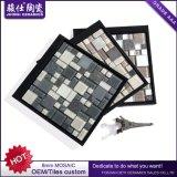 Tegel 300X300mm van het Mozaïek van het Mozaïek van het Glas van de Tegels van de Markt van China van Alibaba Mooie Slijtvaste Waterpoor