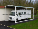 Boots-Zelt-Quadrat-Gefäß-Zelt-großer Hochleistungsautoparkplatz