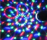 La rotation de la magie de l'ampoule LED colorées pour KTV/Vacances fête Dance/DJ Bar