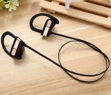 Fone de ouvido sem fio do estéreo do esporte dos fones de ouvido Q7 V4.1 de Bluetooth da sustentação do logotipo