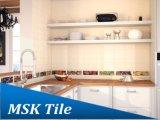 tegel van de Muur van 100X300mm de Beige Vlakke Glanzende Ceramische Verglaasde
