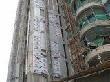 Los paneles revestidos de PVDF para la pared exterior
