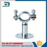衛生管付属品のハンドルが付いている円形の管のハンガー