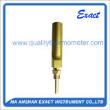 기업 유리제 온도계에 의하여 사용되는 온도 측정하 기계적인 온도계