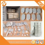 Pureza de Cirlce 1070 lingotes del aluminio del tubo de la protuberancia del impacto