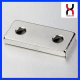 NdFeB Strong Block Block Magnetic Materials
