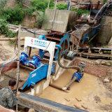 De nieuwe Efficiënte Machine van de Installatie van de Was van het Zand van het Kiezelzuur met de Prijs van de Factor