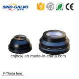 Объектив F-Тэты высокого качества оптически для систем лазера волокна СО2