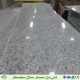 Matériaux de construction en pierre naturelle dalle de granit Pearl Orchid/tuiles/Comptoirs/Flooring/revêtement mural