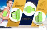Cubierta de la caja de la pistolera del brazal del deporte del entrenamiento de la gimnasia de la alta calidad para la caja del brazal 5s del iPhone 5