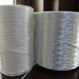 Eガラスによってアセンブルされるガラス繊維の粗紡糸にすること2400tex
