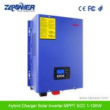 MPPT Scc 4000W-6000Wの正弦波のOffgrid純粋な太陽インバーター