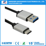 Micro tipo cavo del USB di alta qualità di C per il cavo di dati del USB