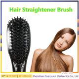 Les femmes cadeaux Brosse droite bas prix d'un sèche cheveux tailleuse de brosses électriques