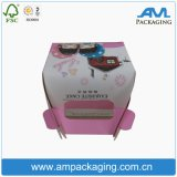 Conteneurs recyclables pour aliments Cake Box Packaging Pizza Lunch Box Wholesale