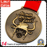 販売法の工場価格カスタム賞のJiu-Jitsu上メダル