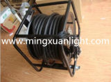 XLR Stage Wheel Multi-Audio Snake Cable Reel Box