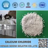 74%, 77% 및 94-96%를 위한 산업 급료 칼슘 염화물 유형
