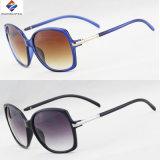 Óculos de sol de plástico novo da moda do desenhador