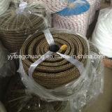 고열 Application Basalt Fiber Braided Round 또는 Square Sealing Rope