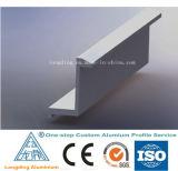 Bâti en aluminium de panneau solaire d'extrusion