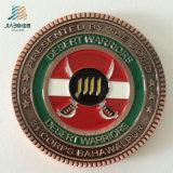 Пользовательский логотип сувениров старинных бронзовых металлические ознаменование монетка для военной полиции